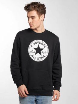 Converse Pullover Chuck Patch Graphic schwarz