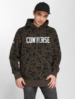 Converse Sweat capuche Essentials camouflage
