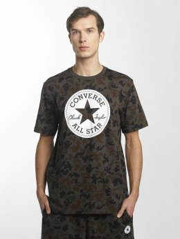 Converse T-Shirt Chuck Patch camouflage