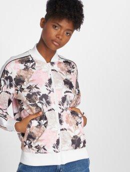 Converse Transitional Jackets Linear Floral hvit
