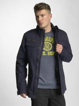 Cordon Lightweight Jacket Illinois  blue