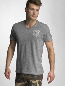Cordon T-Shirt Jens  gris