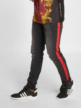 Criminal Damage Облегающие джинсы Jean Tape серый
