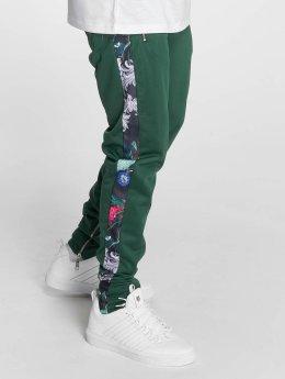 Criminal Damage Спортивные брюки Forest оливковый