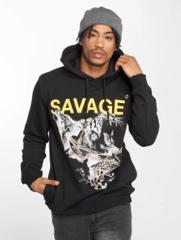 Criminal Damage Beast Hoody Black/Multi