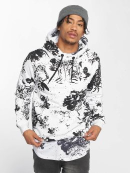 Criminal Damage Muse Hoody White/Multi