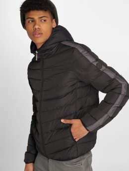 Criminal Damage Manteau hiver Mitch noir