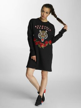 Criminal Damage Tigress Oversize Pullover Black/Multi