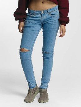 Criminal Damage Skinny jeans Raw blauw