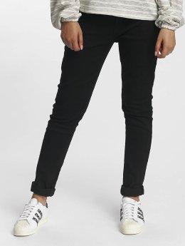Criminal Damage Skinny Jeans Xela schwarz