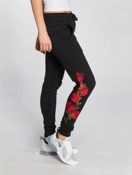 Criminal Damage Spodnie do joggingu Thorn czarny