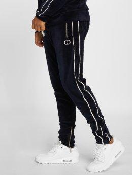 Criminal Damage Spodnie do joggingu Rep niebieski