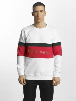 Criminal Damage Sweat & Pull  Dolfo  blanc