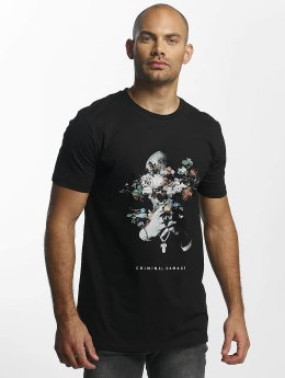 Criminal Damage Makaveli T-Shirt Black/Multi