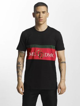 Criminal Damage T-Shirt Dolfo Logo black