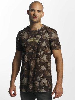 Criminal Damage T-Shirt Vine braun