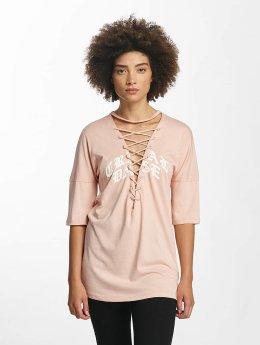 Criminal Damage / t-shirt Prinston in pink