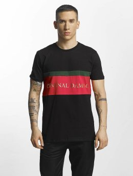 Criminal Damage T-Shirt Dolfo schwarz