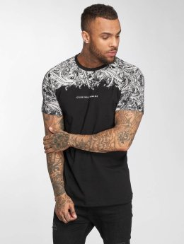 Criminal Damage T-Shirt Fresco schwarz