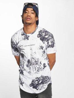 Criminal Damage T-Shirt Muse weiß