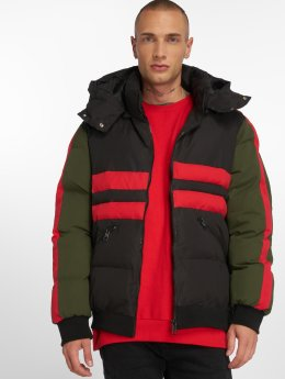 Criminal Damage Winter Jacket Montana olive