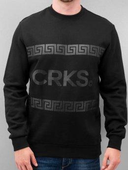 Crooks & Castles Maglia Dignified nero