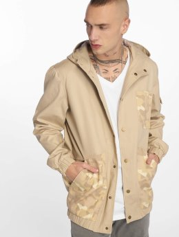 Cyprime Демисезонная куртка Moonstone бежевый