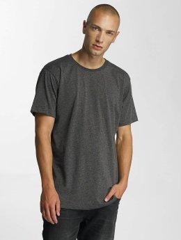 Cyprime Basic Organic Cotton T-Shirt Anthracite