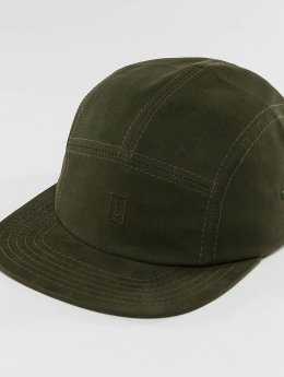 Cyprime 5 Panel Cap Strapback green