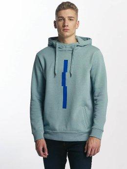 Cyprime Bluzy z kapturem Manganese  niebieski