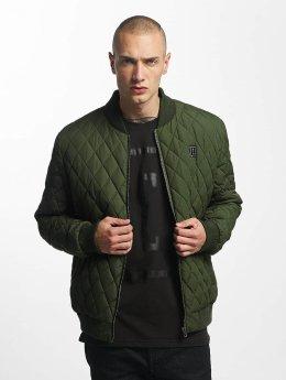 Cyprime Bomber jacket Quilted Bomber olive
