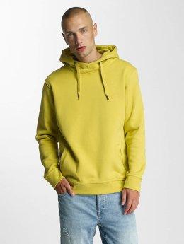 Cyprime Felpa con cappuccio Cyber giallo