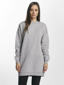 Cyprime jurk Titanium grijs