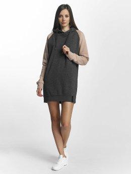 Cyprime jurk Thulium grijs
