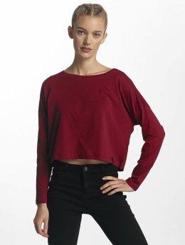 Cyprime Pitkähihaiset paidat Actinium punainen
