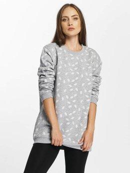 Cyprime Pullover Tantalum Oversized gray