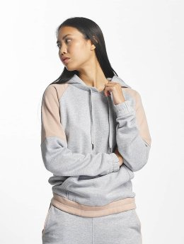 Cyprime Sweat capuche Tungsten gris