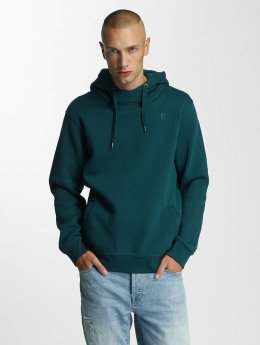 Cyprime Sweat capuche Cyber turquoise