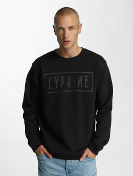 Cyprime Swetry Zirconium czarny