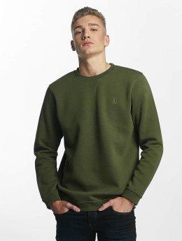 Cyprime Swetry Titanium zielony