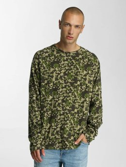 Cyprime T-Shirt manches longues Basic camouflage