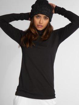 Cyprime T-Shirt manches longues Samarium noir
