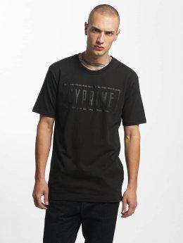 Cyprime t-shirt Astatine zwart