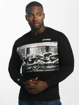 Dangerous DNGRS Пуловер Subwayfame черный