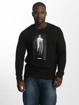 Dangerous DNGRS Пуловер Blanc черный