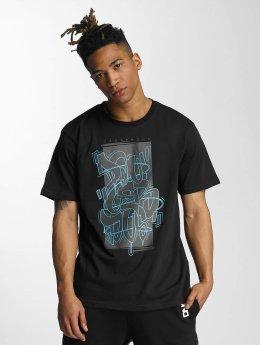 Dangerous DNGRS Moik Style T-Shirt Black/Blue