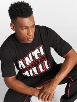 Dangerous DNGRS Anti T-Shirt Black