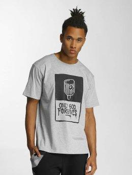 Dangerous DNGRS Camiseta Only God gris