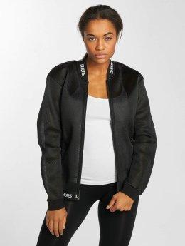 Dangerous DNGRS College Jackets Vista czarny