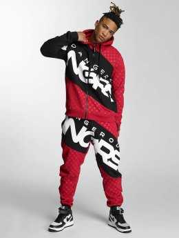 Dangerous DNGRS Dresy Toco Suit czerwony
